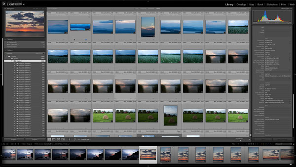 My Lightroom 4 setup