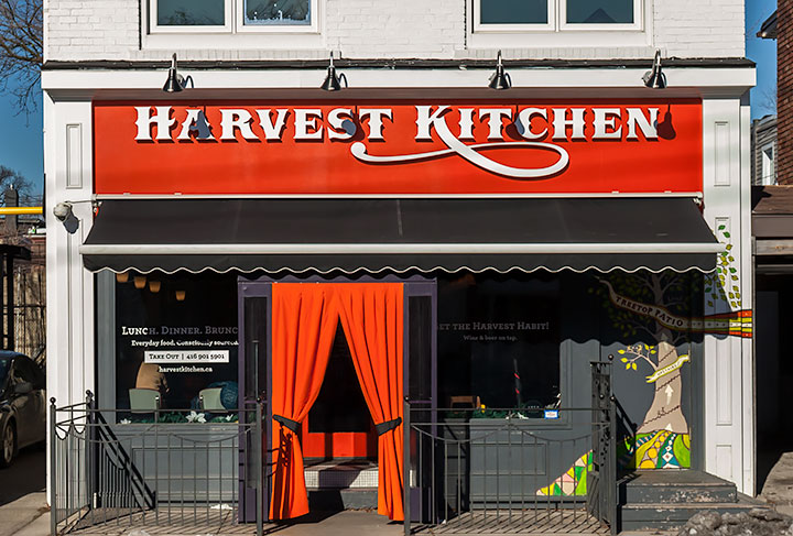 Harvest Kitchen